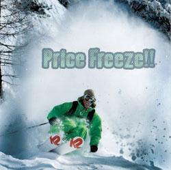 CMH Heli-Skiing Pricing Notice