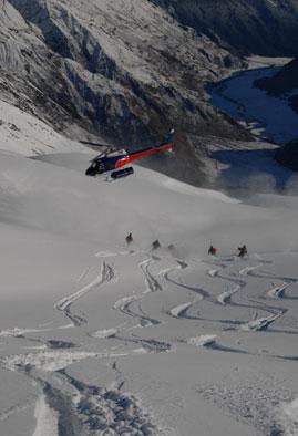 Get Your Summer Skiing Fix In NZ
