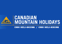 Canadian Mountain Holidays Heliskiing