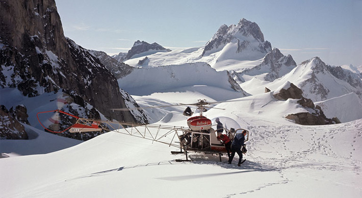 Heliskiing Turns 50